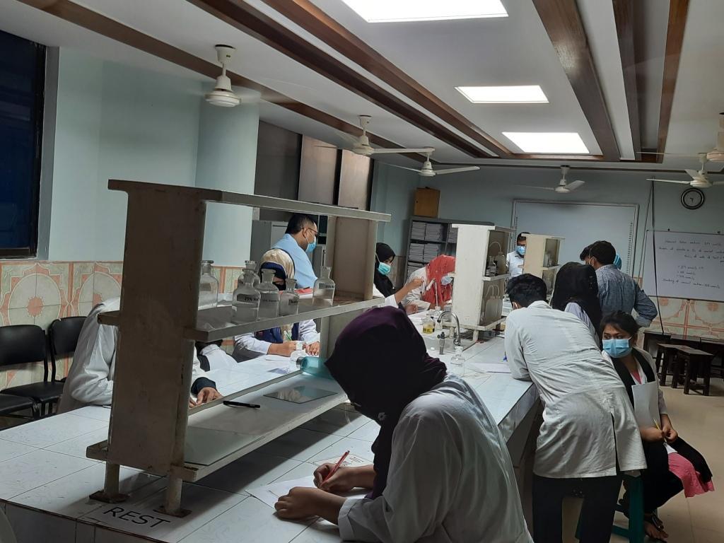 Biochemistry Lab.
